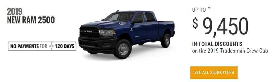 2020 Dodge Lease Deals & Finance Offers