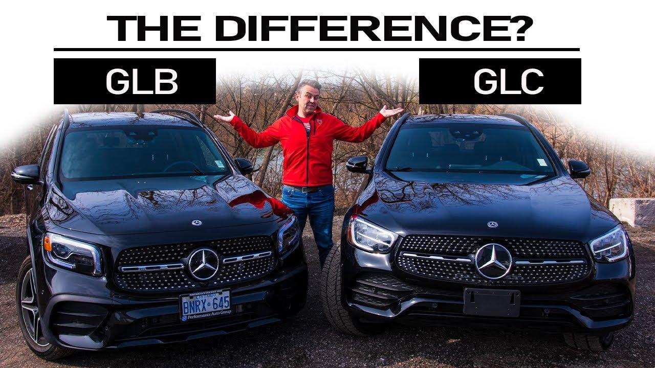 Volvo Trucks Canada >> 2020 Mercedes Benz GLB vs 2020 GLC - Conquest Cars Canada
