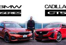 2020 Cadillac CT5 vs 2020 BMW 3 Series