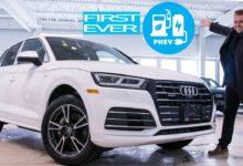 2020 Audi Q5 PHEV