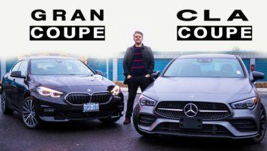 2020 Mercedes CLA vs BMW 2 Series