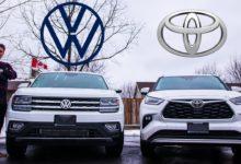 2020 Volkswagen Atlas vs 2020 Toyota Highlander