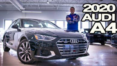 2020 Audi A4 vs 2019 Audi A4