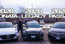 2020 Midsize Comparisons