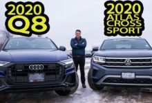 2020 Audi Q8 vs 2020 Volkswagen Atlas Cross Sport