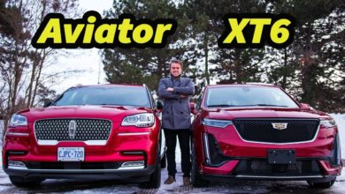 2020 Cadillac XT6 vs 2020 Lincoln Aviator