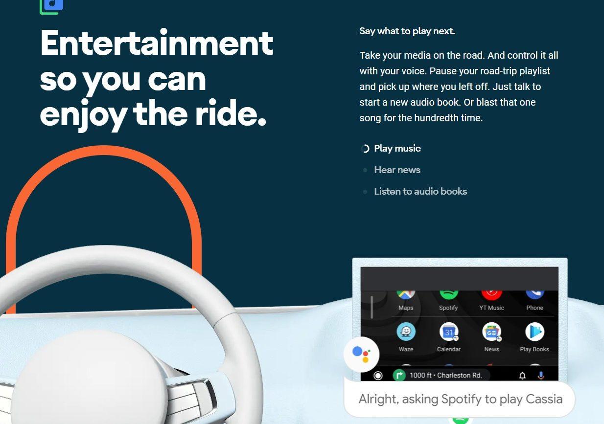 Android Auto & Apple Carplay