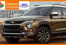 Photo of 360° VR | 2021 Chevrolet Trailblazer Review | Test Drive in 4K