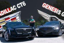 Photo of 2020 Cadillac CT6 Blackwing vs 2020 Genesis G90 Prestige