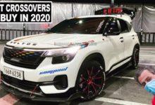 Best SUV's to buy under 35k