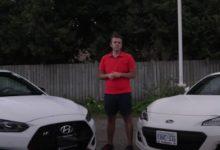 Photo of 2020 Subaru Sport Tech RS vs 2020 Hyundai Veloster N