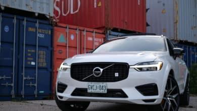 2020 Volvo XC60 Polestar Edition