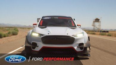 2020 Ford Mach E Performance