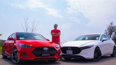 2020 Mazda 3 GT vs Hyundai Veloster