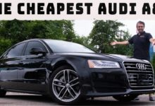 Photo of I Found The Cheapest Audi AUDI A8L D5