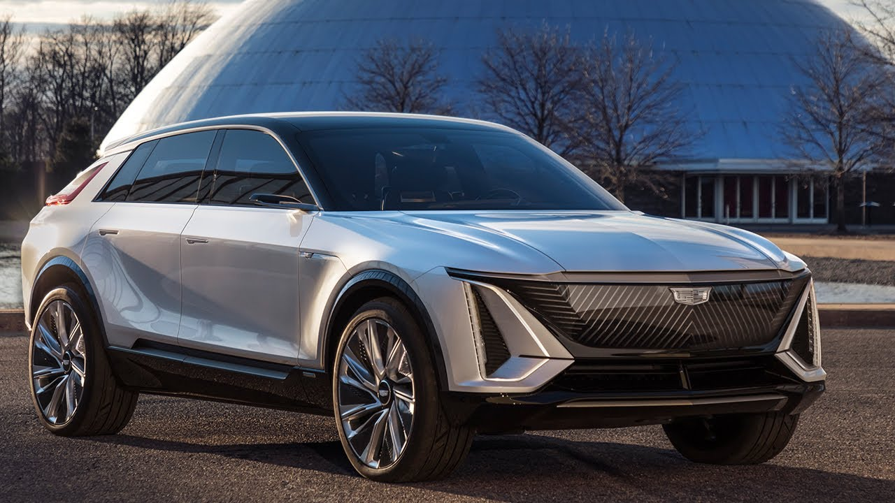 the 2021 cadillac lyriq has been revealed  conquest cars